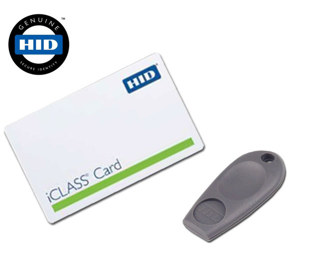 RFID Cards and Key Fobs